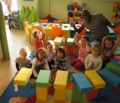 Wspólne zdjęcie w przedszkolu...